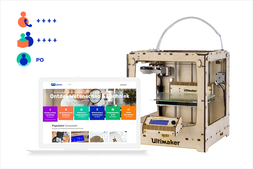 3D-Experience (incl 3D-printer)