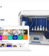 3D-Discovery Easy (met Dremel 3D40)