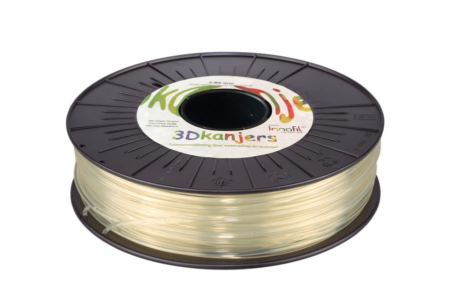 3Dkanjers PLA-Filament Naturel