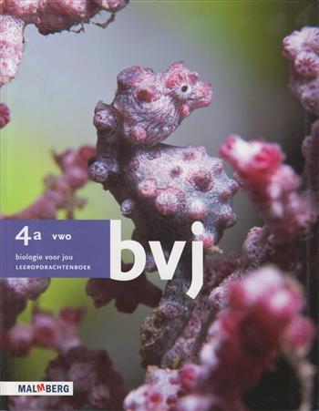 Biologie voor jou vwo deel 4a, 4b, 5a, 5b en 6 (set)
