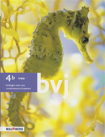 Biologie voor jou vwo deel 4b