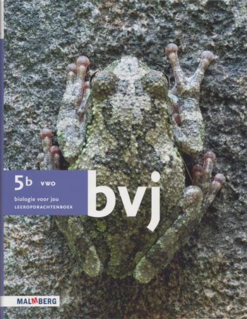 Biologie voor jou vwo deel 5b (verlengen)