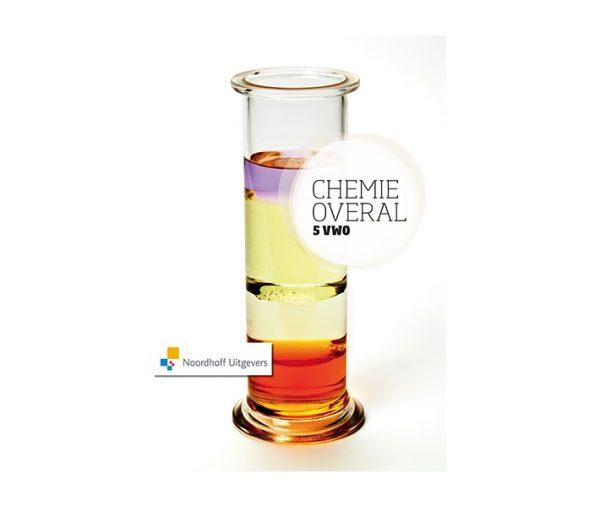 Chemie Overal 5 vwo (verlengen)
