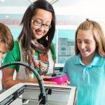 De 3D-printer, een verrijking voor het onderwijs