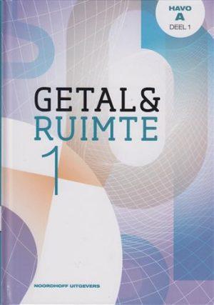 Getal en Ruimte havo A deel 1, 2 en 3  (set)