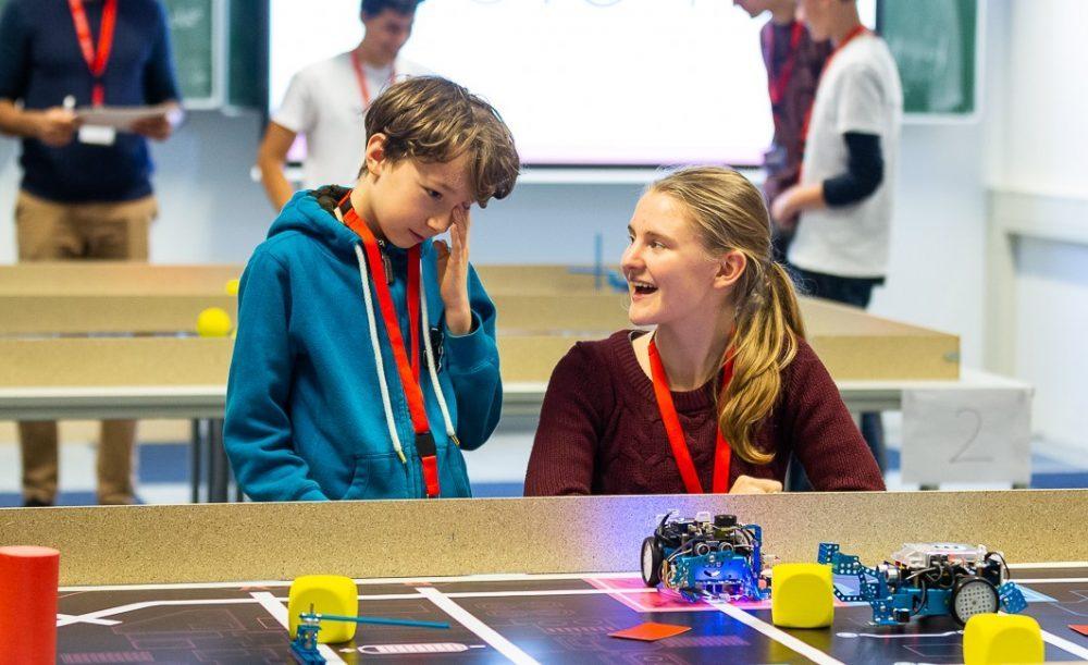 Robotica & Programmeren Experience