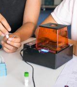Klassenset gelelektroforese