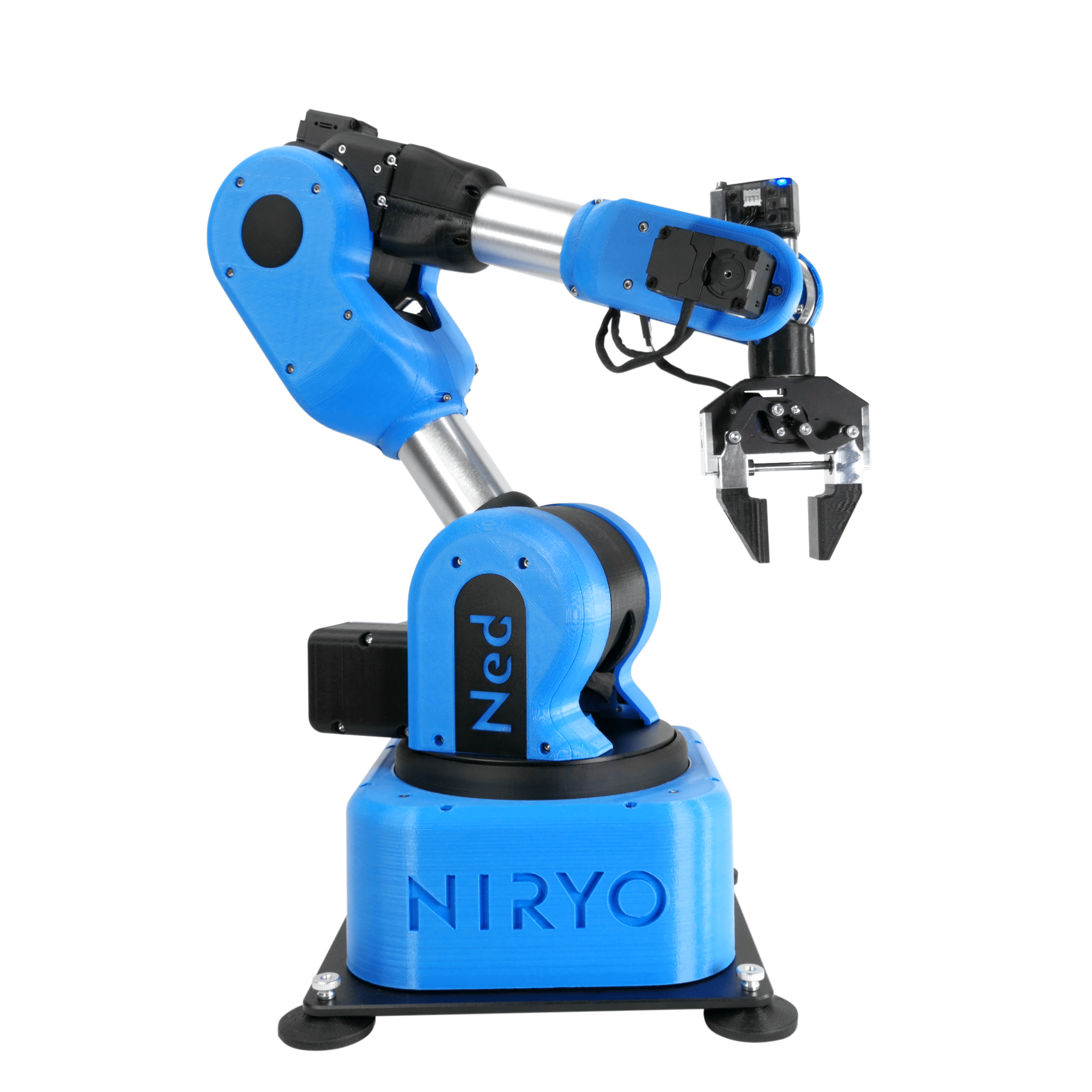 Niryo NED - 6-assige aluminium robotarm