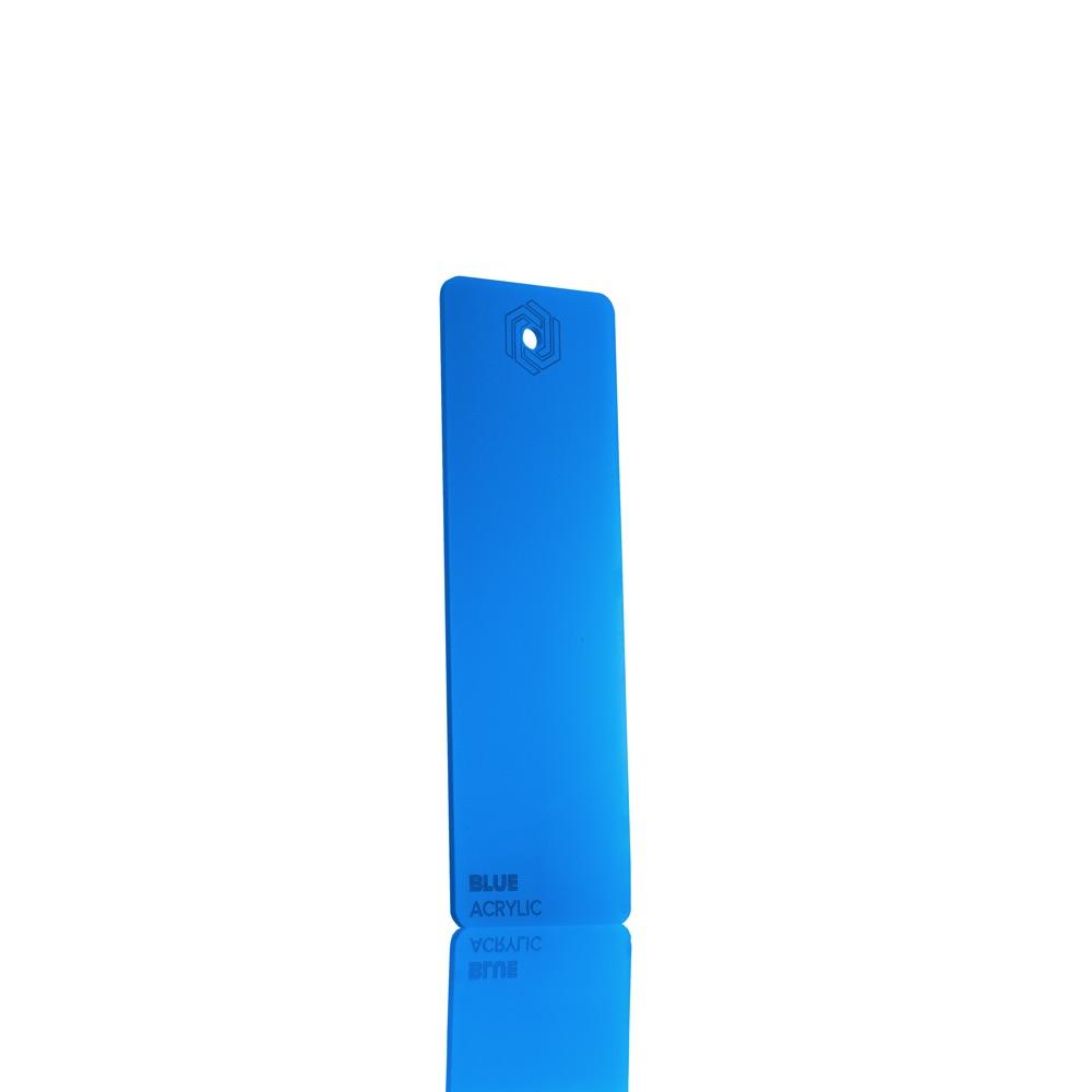 FLUX Acrylic Blue 3 mm
