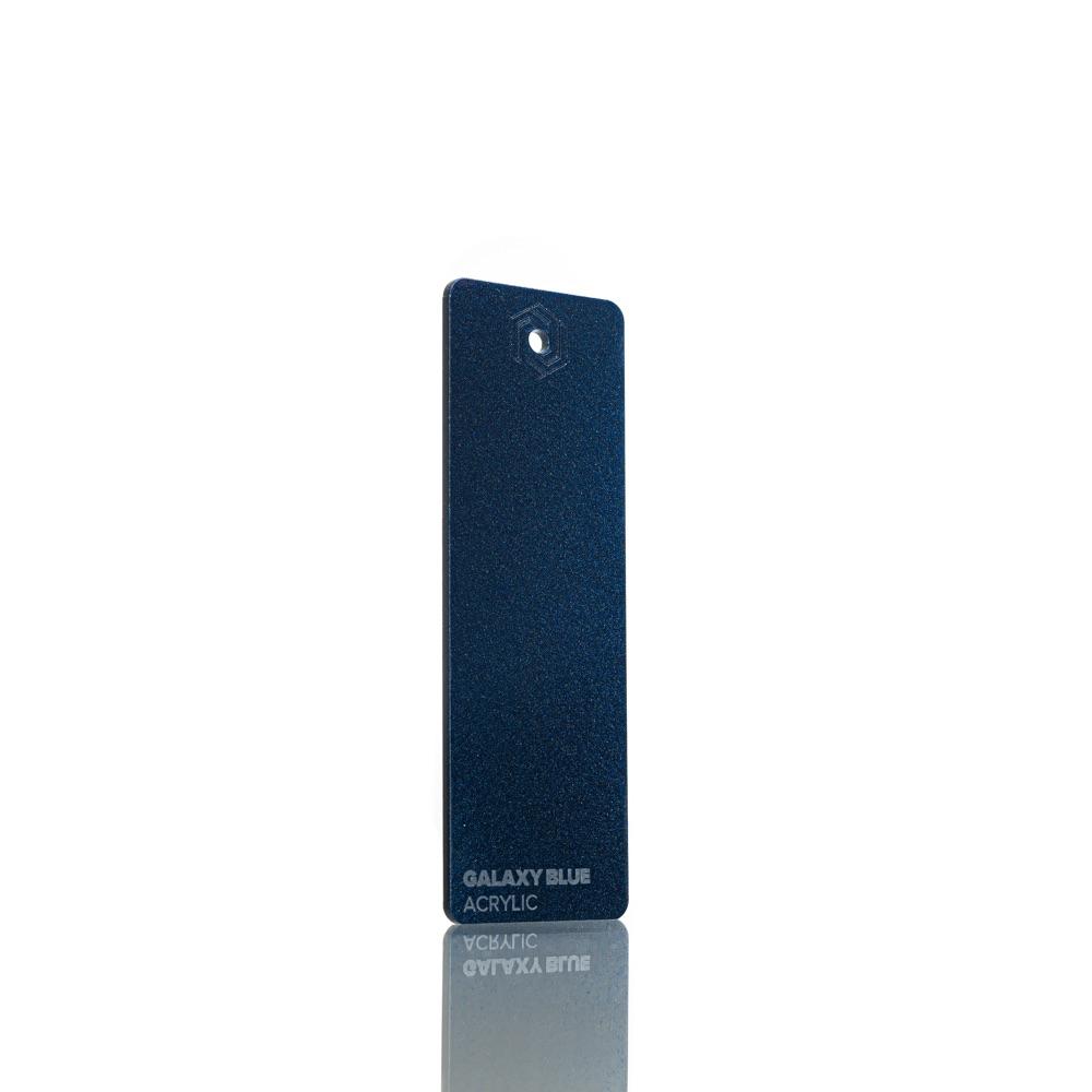 FLUX Acrylic Galaxy Blue 3 mm