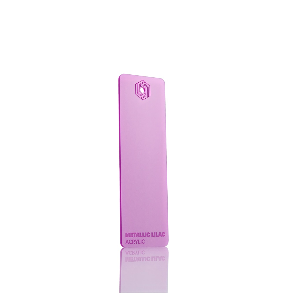 FLUX Acrylic Metallic Lilac 3 mm