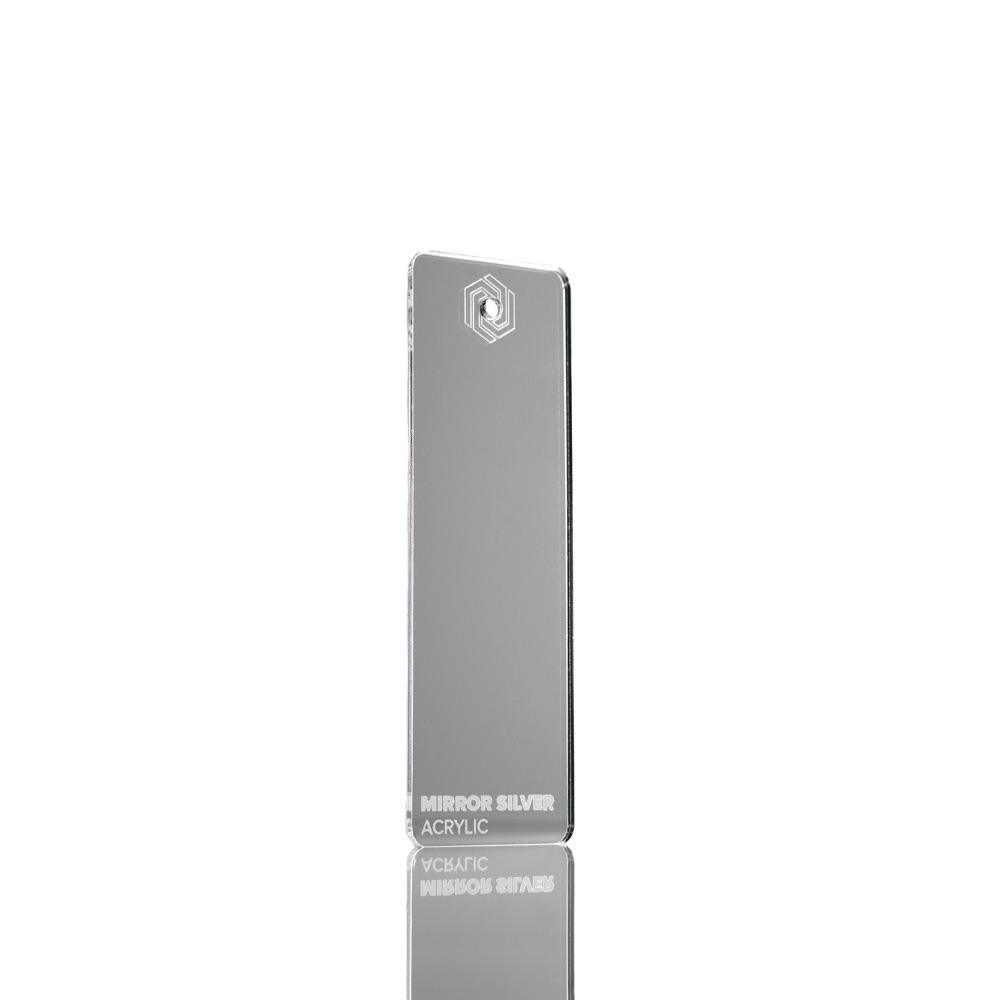 FLUX Acrylic Mirror Silver 3 mm