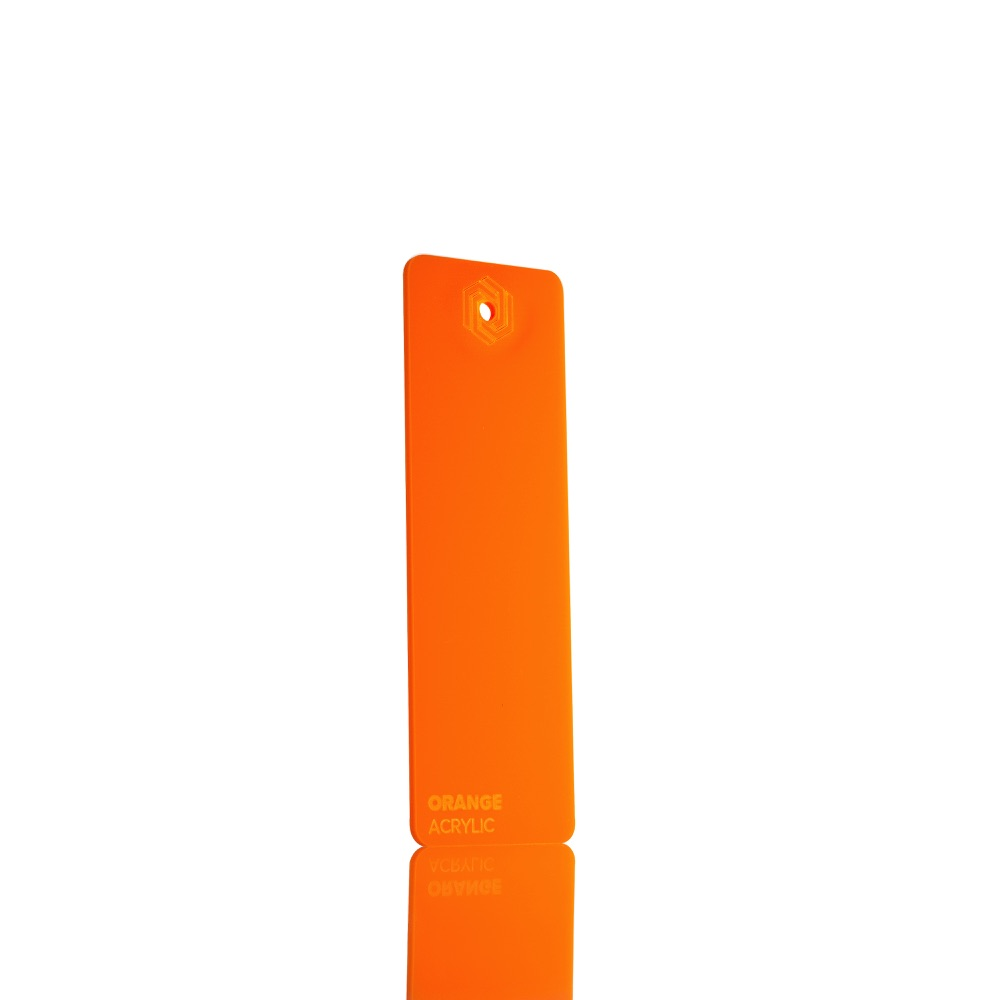 FLUX Acrylic Orange 3 mm