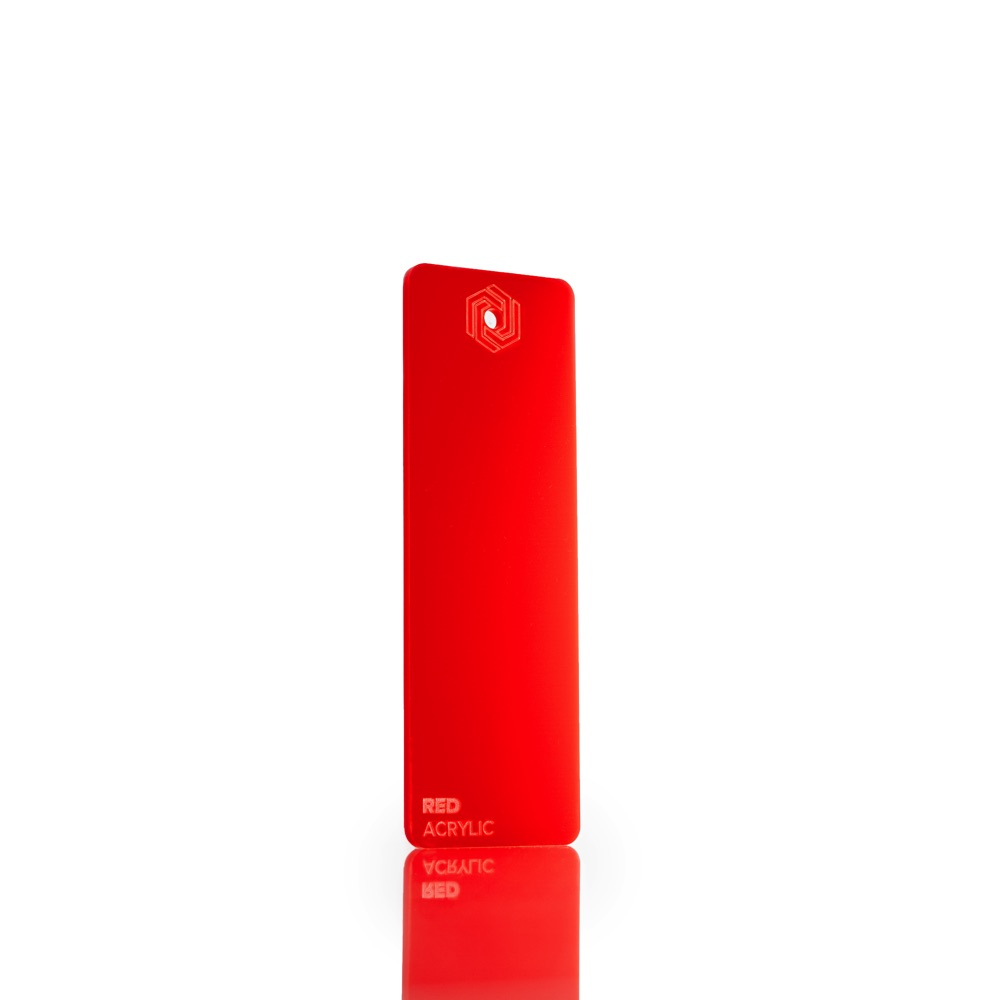FLUX Acrylic Red 3 mm