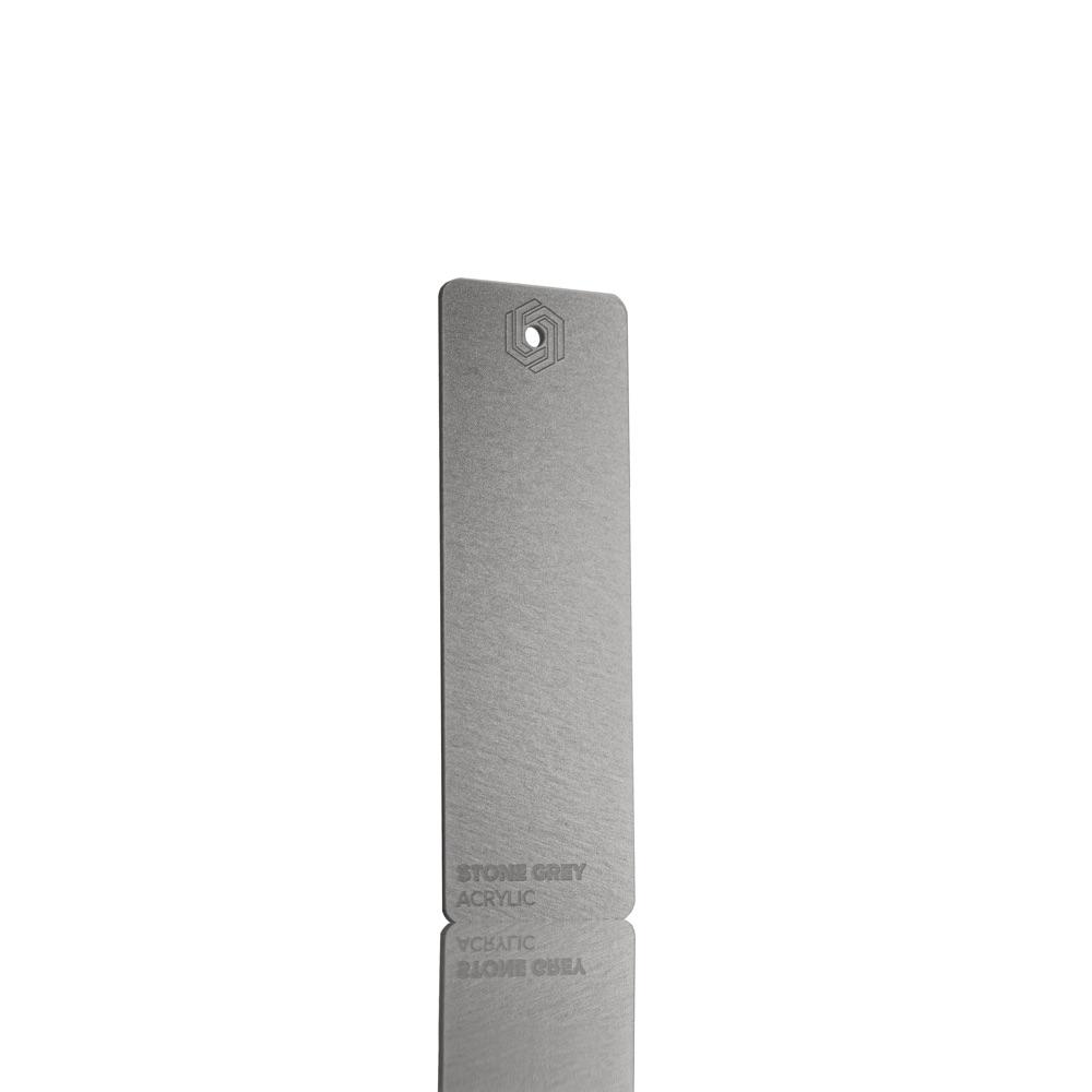 FLUX Acrylic Stone Grey 3 mm