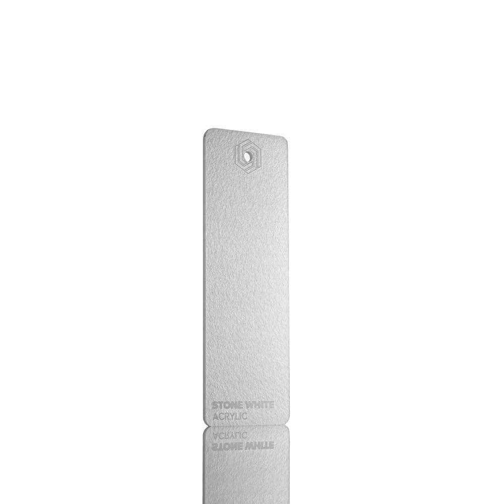 FLUX Acrylic Stone White 3 mm