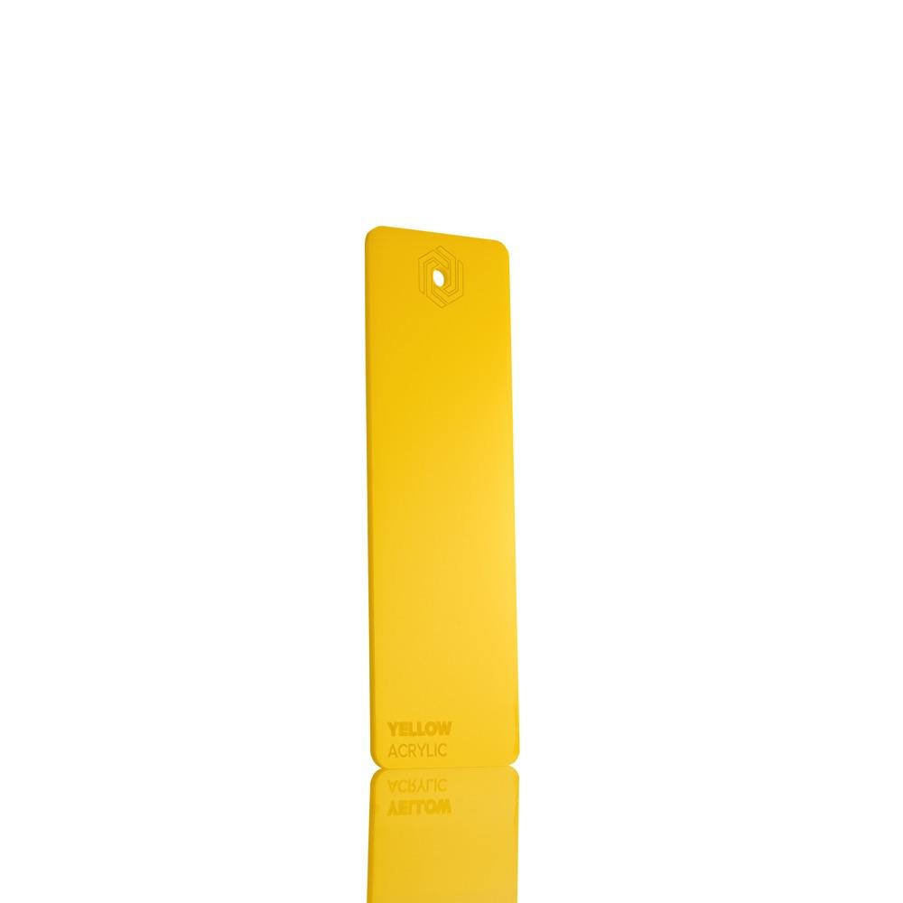 FLUX Acrylic Yellow 3 mm
