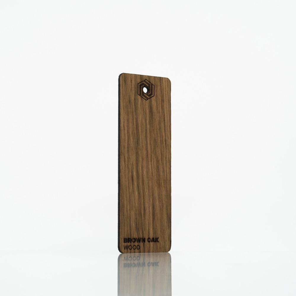 FLUX Wood Brown Oak 3 mm
